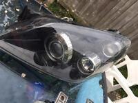 Astra headlight