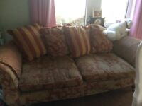 Barker & Stonehouse Buckingham Sofa