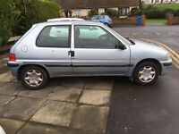 2002 Peugeot 106 1.1 independence