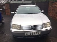 Volkswagen Golf diesel estate low mileage
