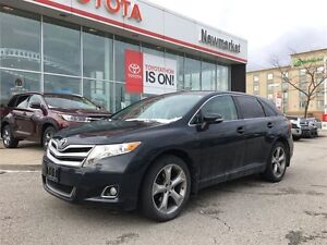 2013 Toyota Venza ONE OWNER - V6 AWD