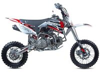 New Demon X 140 Pitbike