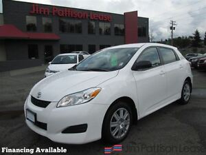 2012 Toyota Matrix A4. Local