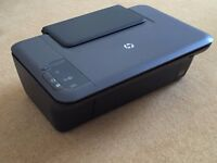HP Deskjet 1050A - with power cable and USB
