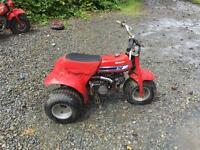 Honda Atc 70 1982 trike Atc70