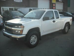 2008 Chevrolet Colorado LT 4x4