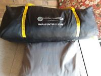 Drive away awning with inner tent excellent condition. Outdoor revolution navigator + inner tent