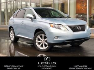 2010 Lexus RX 350 w/ leather and sunroof