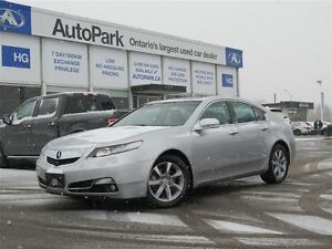 2013 Acura TL Sunroof| Bluetooth| Only 32723kms