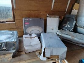 Ceiling lights various all brand new