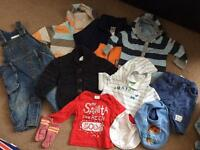 Boys 3-6 month Bundle