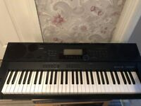Casio CTK-6000 keyboard for sale