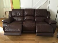 2&3 Seater Reclining Couches