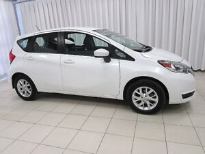2018 Nissan Versa EXPERIENCE IT FOR YOURSELF!! SV NOTE EDTN 5DR