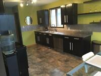 Fully renovated 1100sqft 4 bed 2 bath house