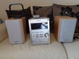 Panasonic CD stereo system - SC-PM9