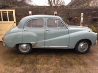 Fully Restored 1953 Austin A40 Summerset.