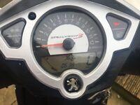 Peugeot Speedfight 3 - 2013 - 49cc - Blue/White