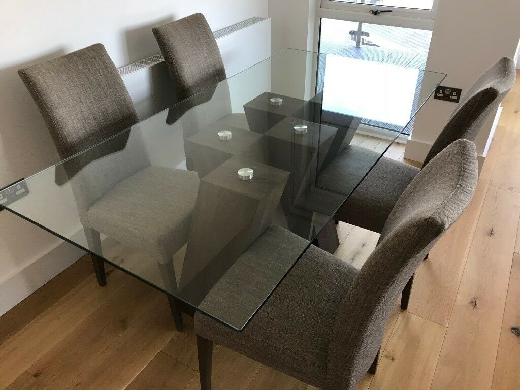 Harveys Piston Dining Table 4 Chairs In Southampton Hampshire Gumtree