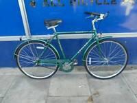 Dutch city bike bicycle