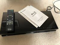 Sony BDP-S780 Blu-ray Disc / DVD player With Wireless Networking And Internet Video