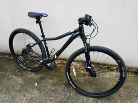 """##RIDDEN ONCE## Cannondale ladies Tango 29er 29"""" AS NEW mountain bike Specialized Specialised Kona"""