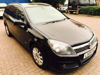 2005 AVAUXHALL ASTRA AUTOMATIC ESTATE, 1.6 PETROL MANUAL RECENTLY SERVICED,