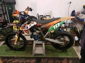 Ktm sx 85 big wheel 2015