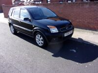 2008 Ford Fusion + 1.6 TDCi DIESEL, £30 Yr Tax, 12 Month mot, 87k miles. £1,295. (P/X Welcome)