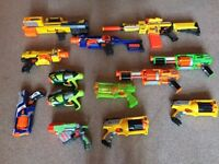 Nerf Guns - wide selection. Buy Whole Set or individual guns
