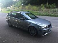 BMW 320D M-Sport Touring