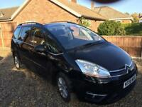 Citroen C4 Grand Picasso exclusive 1.6 HDi EGR for sale 08 registration