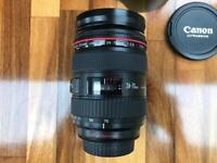 Canon 24-70mm 2.8 L Lens