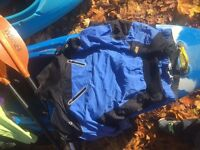 Water sports cag (dry jacket) size L