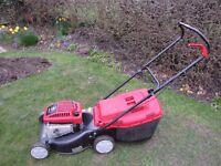 """Mountfield 474 HP Lawnmower 17"""" cut"""