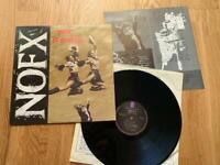 Nofx punk in drublic first press 1994 vinyl