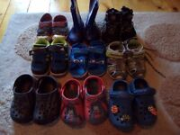 Boys shoe bundles size 4/5