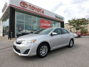 2012 Toyota Camry ACCIDENT FREE & DEALERSHIP MAINTAINED
