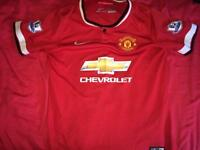Manchester United 2014/15 Shirt