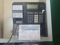 Casio cash register (till) only 2 months old