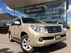 2010 Lexus GX 460 Ultra Premium AWD Navi Back Up Cam Leather Sun