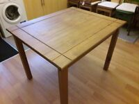 Wooden Dining Table (without chairs) For Sale.