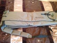 Fishing korum allrounder holdall rods bag