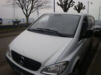 MERCEDES VITO CDI 2.1 111 LONG - Service History, 2007, well maintained, lovely clean van