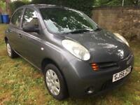 2007 Nissan Micra Automatic 50,000miles