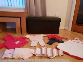 Baby Girl Clothes Set for 3-6 months