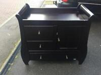 Bambini changing unit / chest of draws