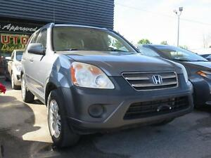 2005 Honda CR-V EX 4WD AT Cambridge Kitchener Area image 3