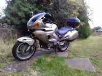 2003 Honda Deauville NT650V