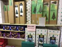 CHRISTMAS CLEARANCE BANKRUPT STOCK BE QUICK